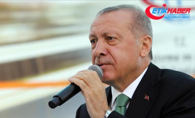 Cumhurbaşkanı Erdoğan: FETÖ'cülerle ilgili adım atmayanlar bize hukuk dersi veremez