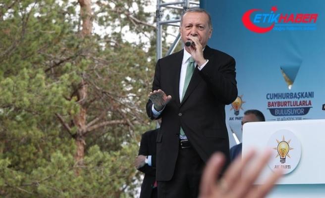 Cumhurbaşkanı Erdoğan: Tüm olumsuz ihtimallere karşı hazırlıklarımız var