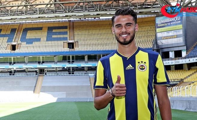 Diego Reyes resmen Fenerbahçe'de