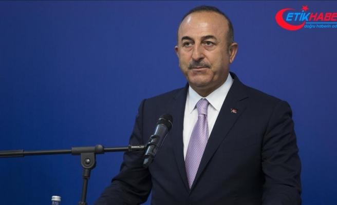 Dışişleri Bakanı Çavuşoğlu Avusturya'da