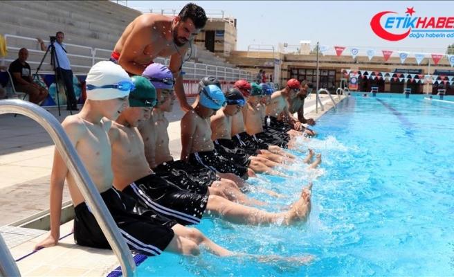 Diyarbakır'da binlerce çocuk yaz spor okullarıyla sosyalleşiyor