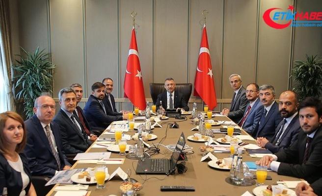 'e-Devlet Değerlendirme' toplantısı Oktay başkanlığında yapıldı