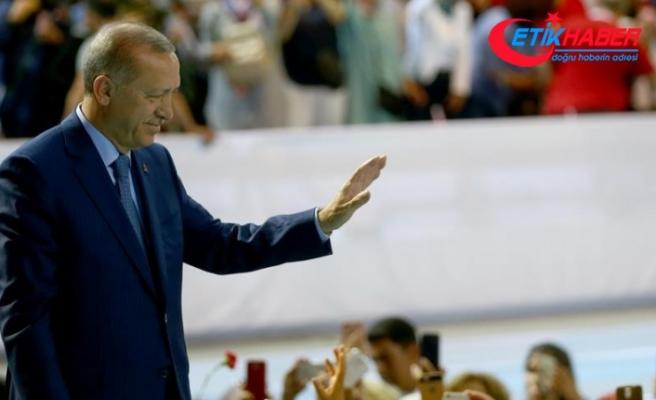 Erdoğan: Amerika'nın Adalet ve İçişleri Bakanlarının mal varlıklarını donduracağız