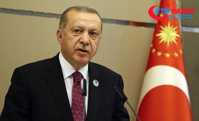 Erdoğan: ABD'de evangelist, siyonist anlayışın tehditkar dil kullanması kabul edilemez