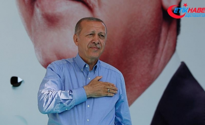 Erdoğan 'teşekkür' ziyaretlerine Bayburt'tan başlayacak