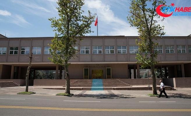 Eski başbakanlık binası Adalet Bakanlığına tahsis edildi