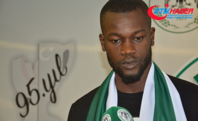 Fallou Diagne Atiker Konyaspor'da