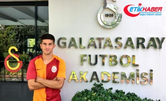 Galatasaray 2000 doğumlu Mirza Cihan'ı transfer etti
