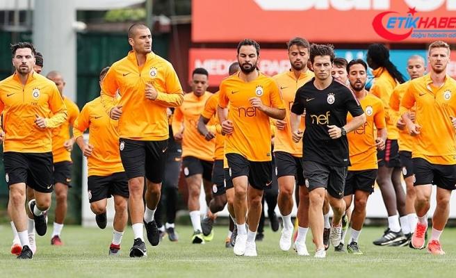 Galatasaray'da TFF Süper Kupa maçı hazırlıklarına başladı