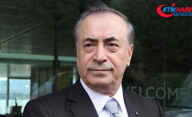 Galatasaray Kulübü Başkanı Cengiz: Önemli bir dönemecin eşiğindeyiz