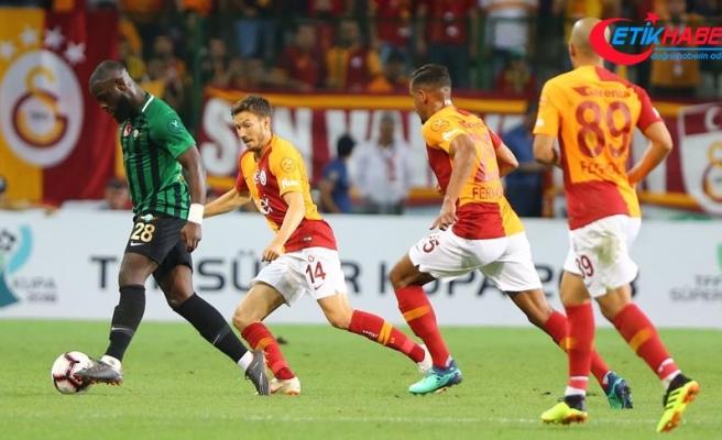 Galatasaray, PFDK'ye sevk edildi