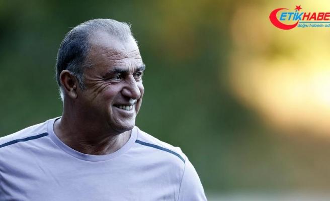Galatasaray Teknik Direktörü Fatih Terim: Oyuncularımı tebrik ediyorum
