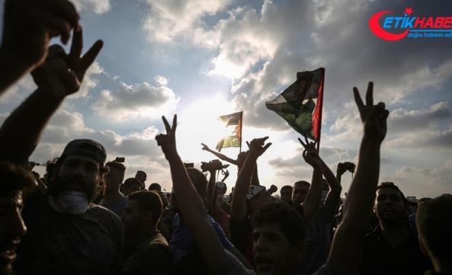 'Gazze ablukasını kaldırmak için büyük bir fırsat var'
