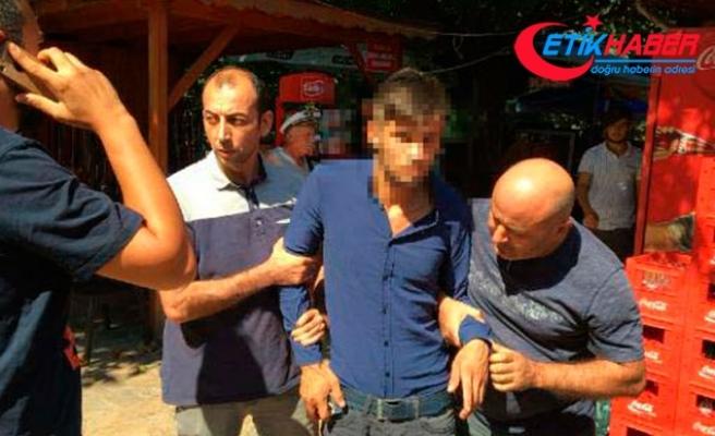 Girdiği evlerde kadınlara cinsel saldırıda bulunan hırsızlık şüphelisi yakalandı