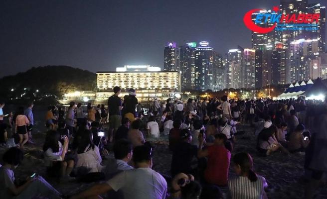 Güney Kore'de son 111 yılın en sıcak günü yaşanıyor