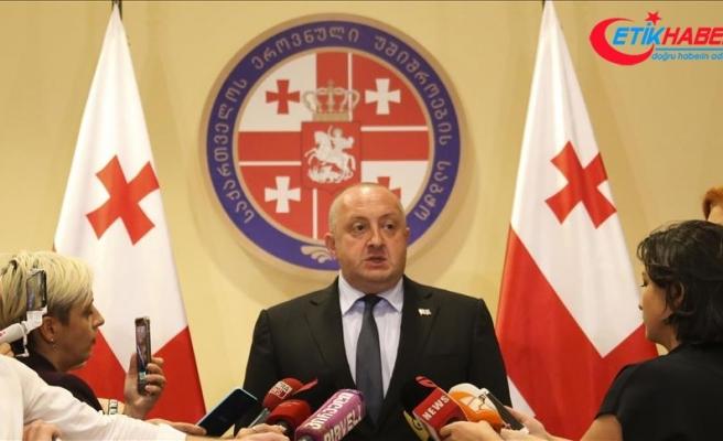 Gürcistan Cumhurbaşkanı Margvelaşvili aday olmayacak