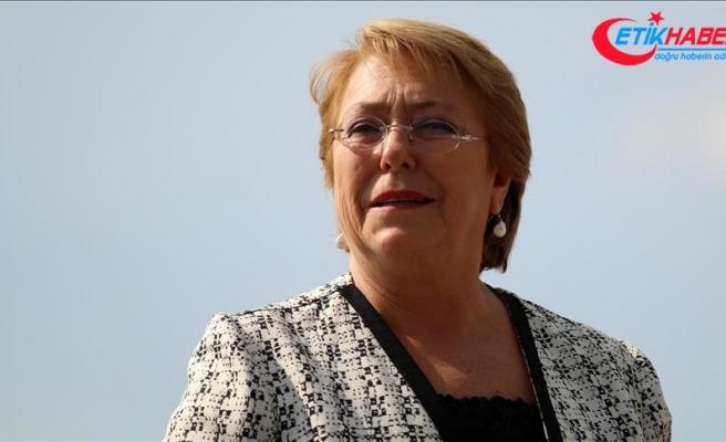 Guterres'in BM İnsan Hakları Yüksek Komiseri adayı Bachelet