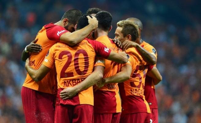 Haftanın kazananı Galatasaray