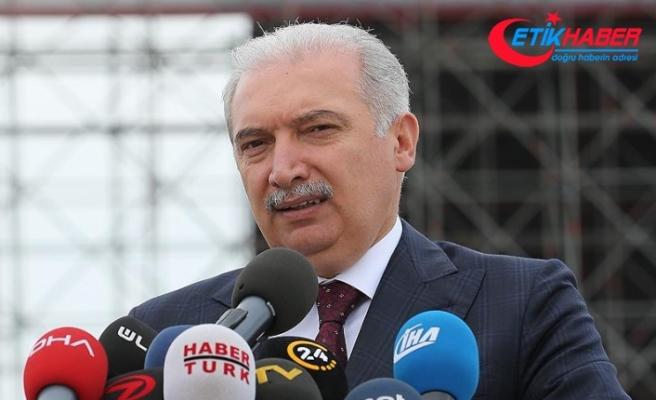 İBB Başkanı Uysal'dan imar affı ve kentsel dönüşüm açıklaması