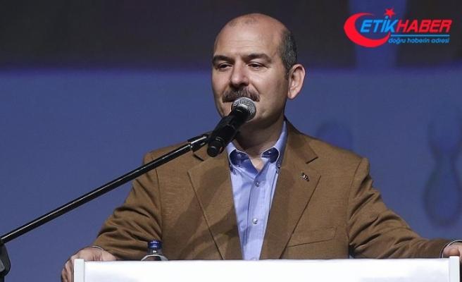 İçişleri Bakanı Soylu: PKK'nın alayı dün de bebek katiliydi bugün de bebek katili