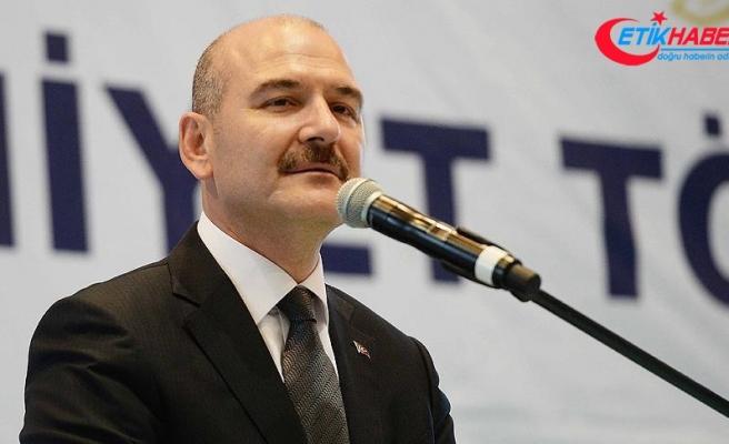 İçişleri Bakanı Soylu: Amerika'da bir malımız var; Fetö