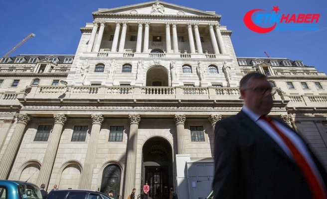 İngiltere Merkez Bankası faiz kararını açıkladı