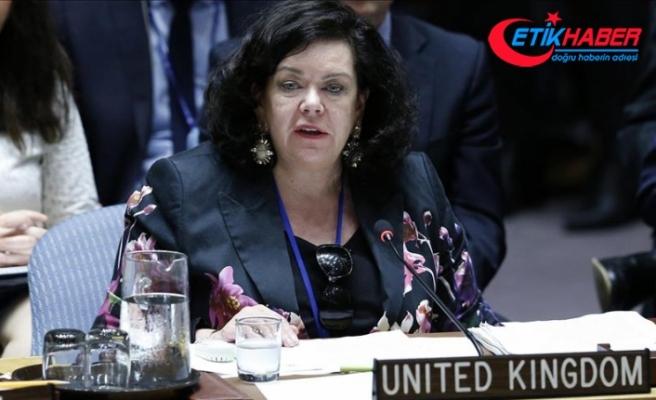İngiltere'nin BM Temsilcisinden 'Esed kimyasal saldırı yapabilir' uyarısı