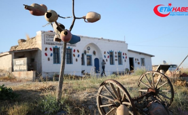 İşçilerin tazminatı köy sattırdı