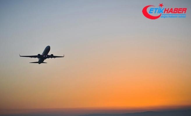 İstanbul'da uçaklar ortalama 121 yolcuyla iniş kalkış yaptı