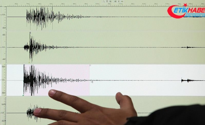 Kahramanmaraş'ta 4,8 büyüklüğünde deprem