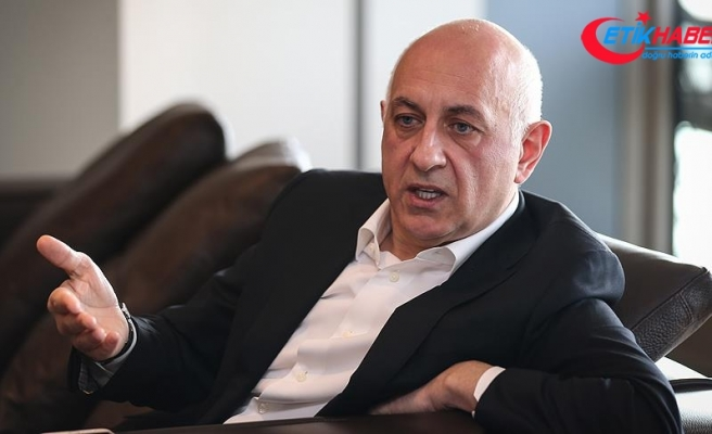 Kibar Holding Yönetim Kurulu Başkanı Ali Kibar: Ekonomimiz bu paniği hak etmiyor