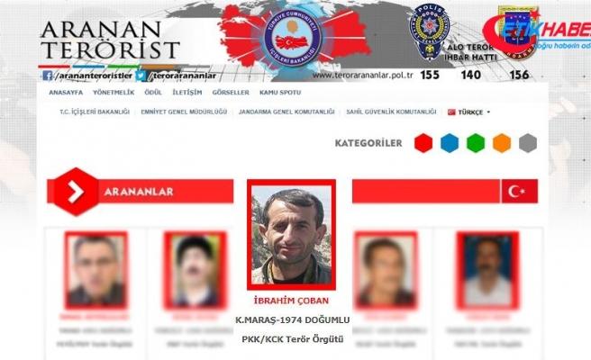 'Kırmızı' listede aranan terörist Tunceli'de etkisiz hale getirildi