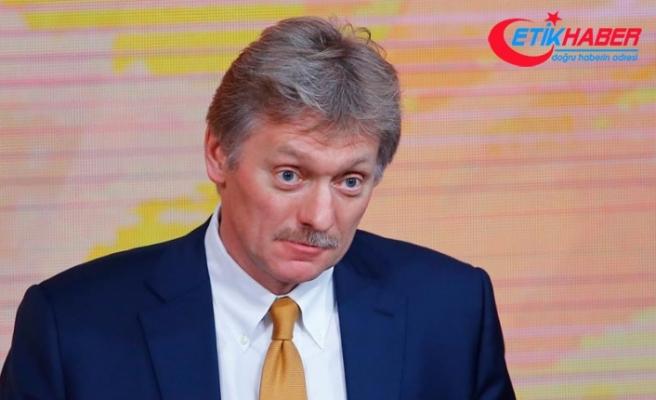 Kremlin ABD'yi 'gayrimeşru' yaptırım uygulamakla suçladı