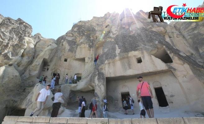 Kültür ve doğanın buluştuğu Göreme Milli Parkı