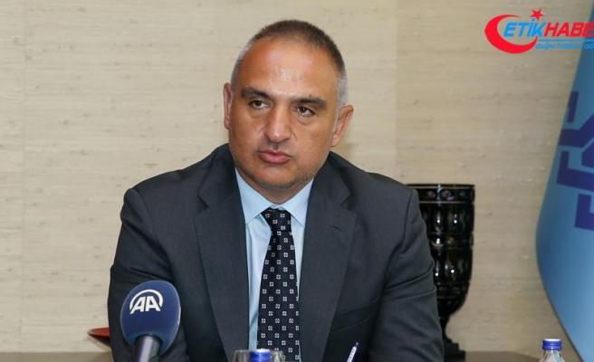 Kültür ve Turizm Bakanı Ersoy: 2019'da müzecilik ön plana çıkacak