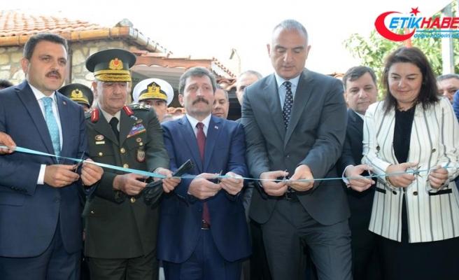 Kültür ve Turizm Bakanı Ersoy: Atatürk'ün değerlerini günümüze taşımak hepimizin görevi