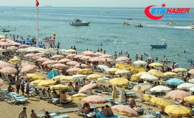 Kurban Bayramı'nda 1,5 milyon kişinin tatile gitmesi bekleniyor