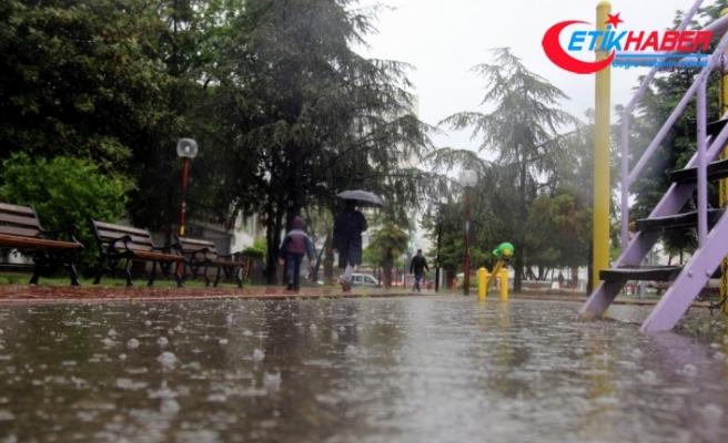 Kurban Bayramı'nda Karadeniz için yağış uyarısı