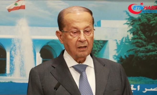 Lübnan Cumhurbaşkanı Avn: İsrail'in tehditleri UNIFIL'in görev süresini uzatıyor