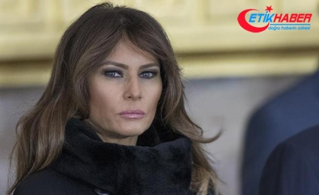 'Melania Trump boşanmak için gün sayıyor' iddiası