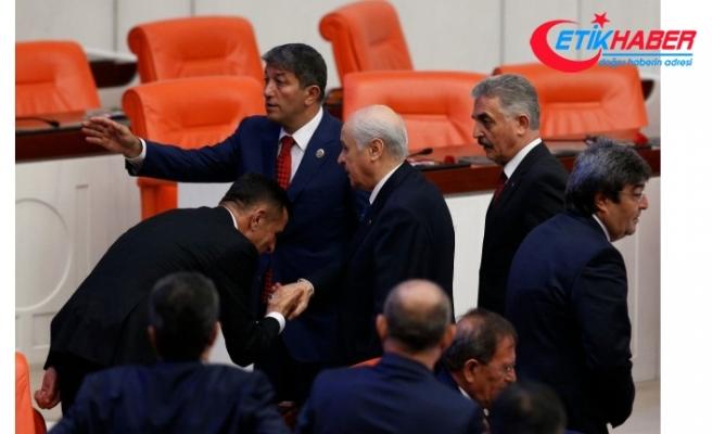 MHP Lideri Devlet Bahçeli, İP Milletvekili Hayati Arkaz'ı MHP'ye Davet Etti