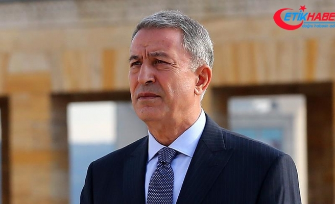 Milli Savunma Bakanı Akar'a Bosna Hersek'te fahri hemşehrilik verildi