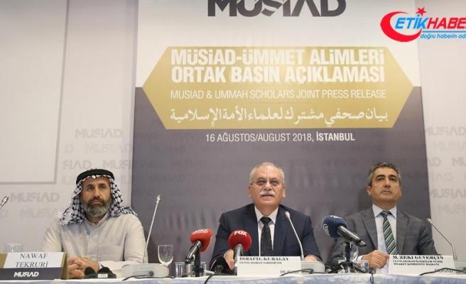 MÜSİAD Genel Başkanı Yardımcısı Kuralay: Türkiye'nin ekonomik yapısı geçmişteki gibi kırılgan değil
