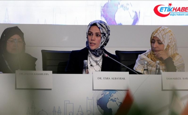 'Müslüman ülkelerdeki kadınlarla ilgili iyileştirici politikalar ertelenemez'