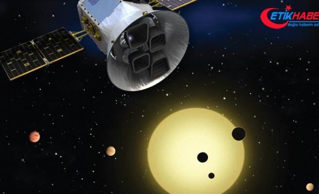 NASA'nın öte gezegen uydusu kuyruklu yıldızı kayda aldı