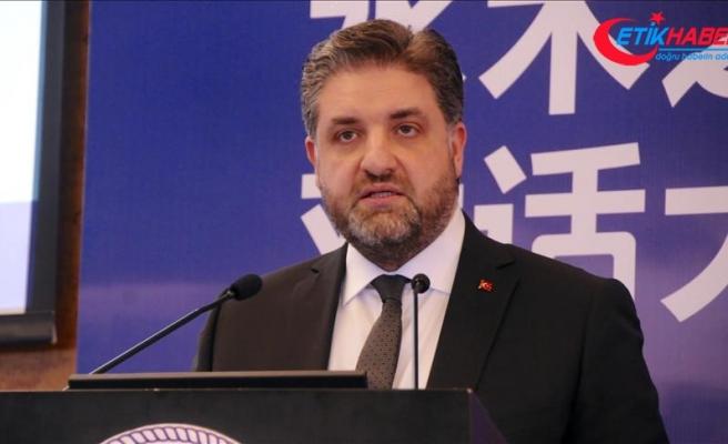 Pekin Büyükelçisi Önen'den Çinli iş adamlarına çağrı