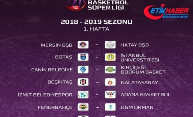 Potada 2018-2019 sezonu fikstürü çekildi