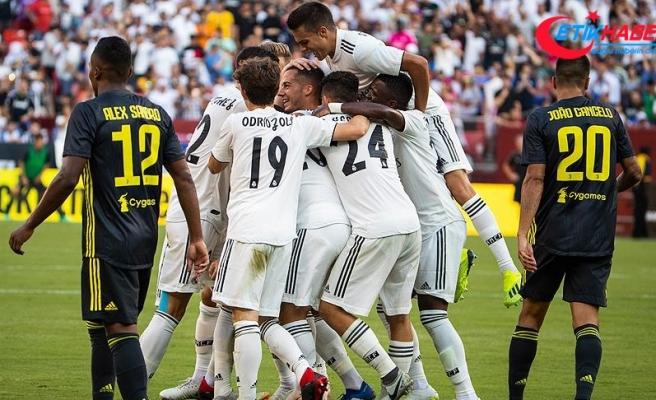 Real Madrid kazandı Barcelona kaybetti