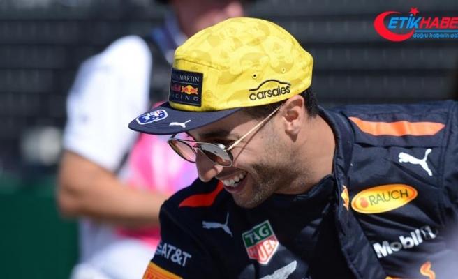 Ricciardo'dan ayrılık kararı