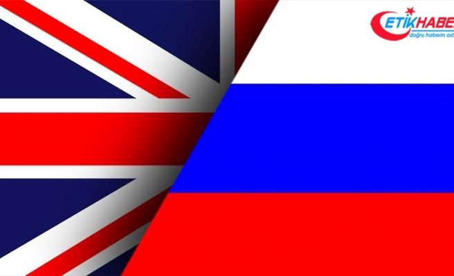 Rus Büyükelçiliğinden İngiltere'ye 'provokasyon' suçlaması